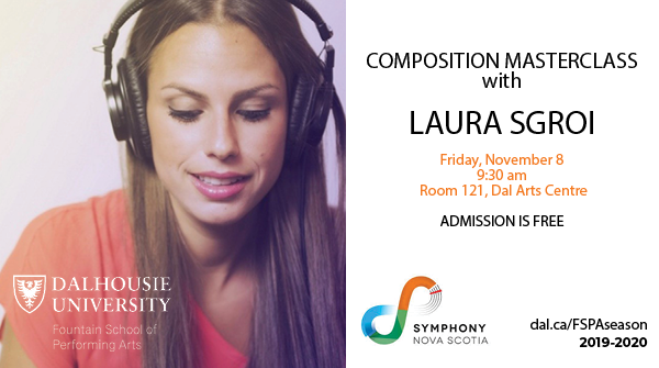Composition Masterclass with Laura Sgroi