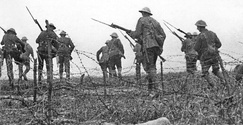 TSFF Battle of the Somme